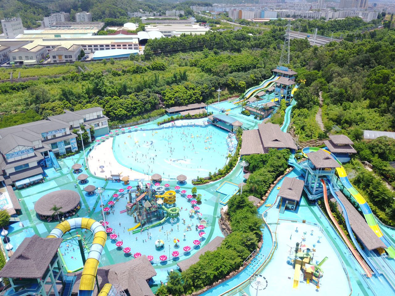 Shenzhen Guanlan Ecological Water Park