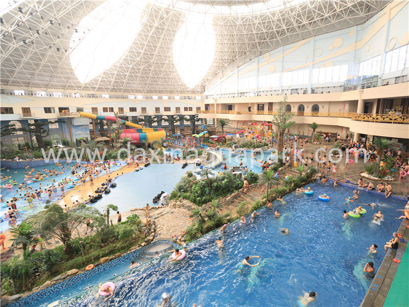 Indoor Water Park Project